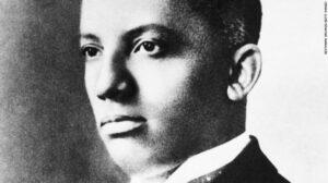 BLACK HISTORY MONTH-CARTER G.WOODSON